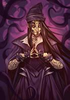 Grim Doom - Professor of Dark Arts by LiberLibelula