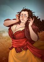 Pepita Worthington by LiberLibelula