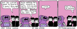Party-Bot by Exzachly
