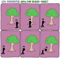 Ando the Ninja Tree by Exzachly