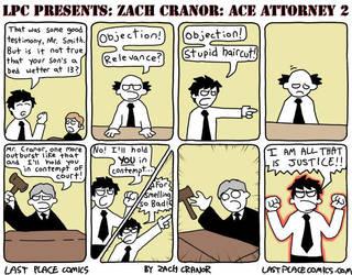 Ace Attorney II by Exzachly