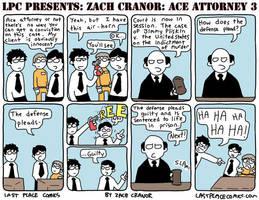 Ace Attorney III by Exzachly