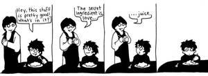 Secret Ingredient by Exzachly