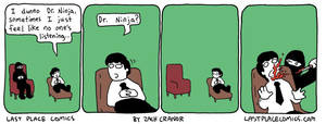 Dr. Ninja by Exzachly