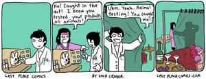 Animal Testing by Exzachly