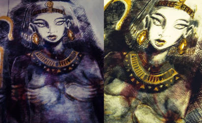 Ancient Queens version 2 by Jeedii