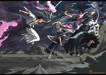 Final Fight by Shiroho-Art
