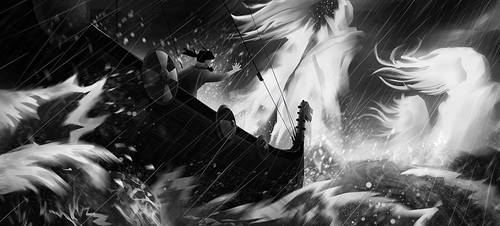The White Storm by Yanifska