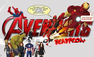 Age Of Deadpool by SumtimesIplaytheFool
