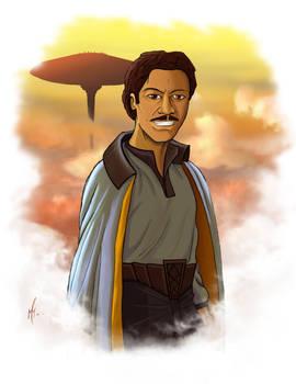 Lando by SumtimesIplaytheFool