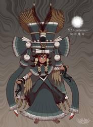 Misterious Teyollocuani by Shi-Gu