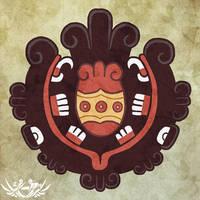 Centlani Yollotl Glyph by Shi-Gu