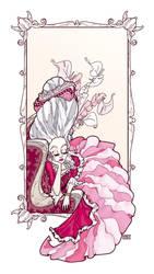 Marie Antoinette by iAngell