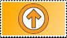 Above the Influence Stamp by FramedThief