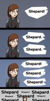 ME: Shepard's Problem by Padzi