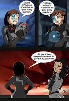 ME2: Shepard the Collector by Padzi