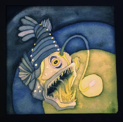 Angler Fish by HayNateHaywood