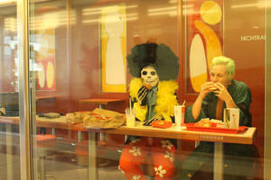 lunch break by Coschnack