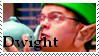 Dwight Stamp by coleymonkey