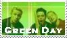 Green Day Stamp by coleymonkey
