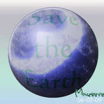Save the Earth by Macreeve