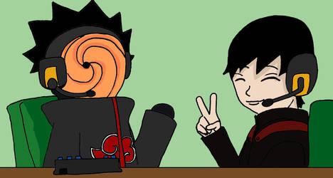 The Otaku Radio - Naruto Style by dagreenbeast62