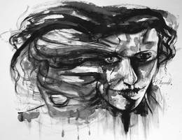 Freedom from fear by Clarae19