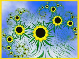 Sunflowers by DanaAnderson