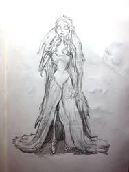 Corpse Bride by missam
