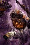Alien Jungle-2 by ahaas