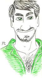cute dude green by brunocampelo79