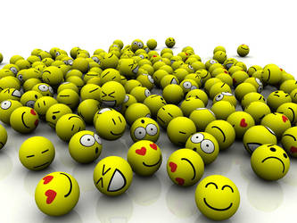 Emoticons by thuran