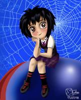 Fan Art: Peni Parker by S-Gabriel