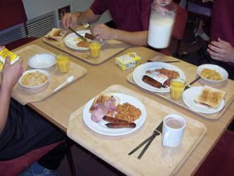 English Breakfast by Chairudo