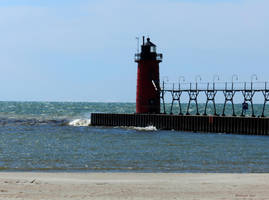 South Haven Lighthouse by Foozma73