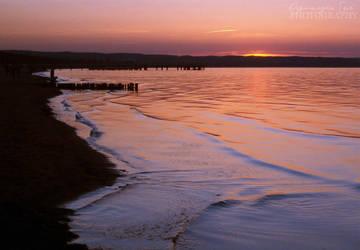 The sea is calm by ag-nieszka