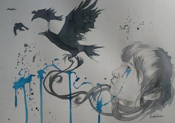 Broken Dreams by KuroNekoArt