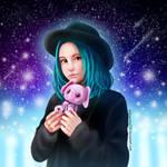 Sveta  Daydreamer by WillyWonka2703