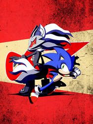 SONIC FORCES by AlcyoneAX
