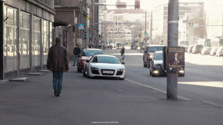 Audi R8 V8 by ShadowPhotography