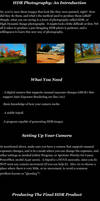 HDR 101 - An Introduction by FlashKid105