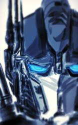 Optimus Prime by Primus0123
