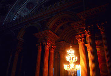 Dolmabahce Palace by Primus0123