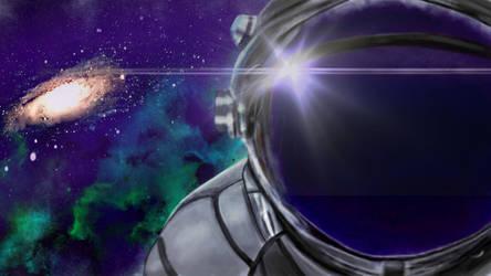 Explorer of Cosmos by Primus0123
