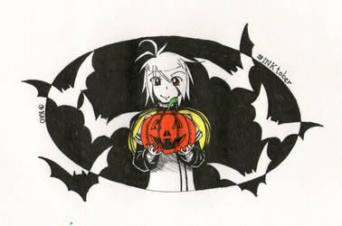 Taro halloween 07/10 by Kaoru-Niwa