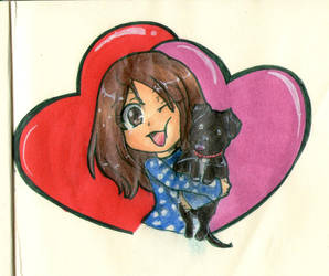dibuja lo que amas ... by Kaoru-Niwa