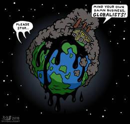 Globalism by RednBlackSalamander