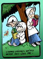 Awek Aspuri by didihime
