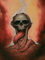 Slow Burn by Dan-Harding