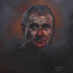 Bill Murray Zombie by Dan-Harding